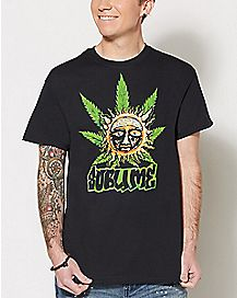 Pot Leaf Sublime T Shirt