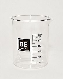 Beaker Beer Glass - 20 oz.
