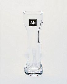 Absinthe Shooter Shot Glass