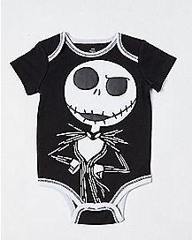 Jack Skellington Baby Bodysuit - The Nightmare Before Christmas