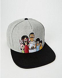 Bob's Burgers Snapback Hat