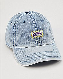 Denim Rugrats Dad Hat - Nickelodeon