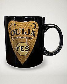 Heat Changing Ouija Board Coffee Mug - 20 oz.