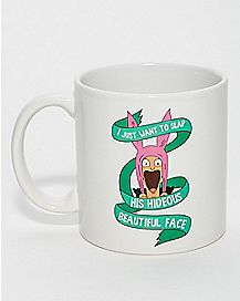 Louise Bob's Burgers Coffee Mug - 20 oz.