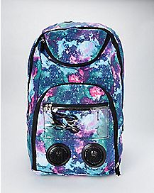 Galaxy Dreamcatcher Audio Backpack
