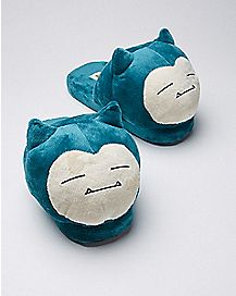 Snorlax Plush Slippers - Pokemon