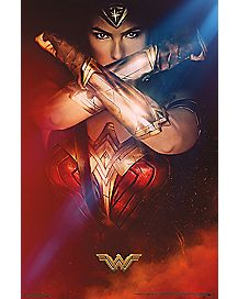 Wonder Woman Poster - DC Comics