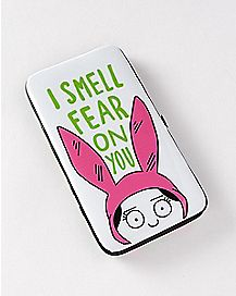 I Smell Fear On You Louise Hinge Wallet - Bob's Burgers