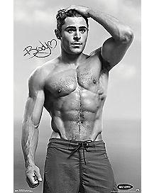 Brody Zac Efron Poster - Baywatch