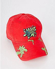 Slime Splatter Double Dare Dad Hat
