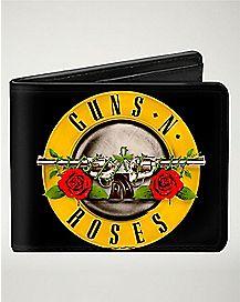 Guns N' Roses Bifold Wallet
