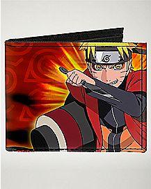 Naruto Bifold Wallet