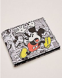 Mickey Mouse Bifold Wallet - Disney