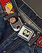 Hey Arnold Seatbelt Belt - Nickelodeon
