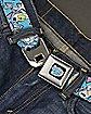 Rockos Modern Life Seatbelt Belt - Nickelodeon
