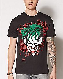 Ha Ha Joker T Shirt - DC Comics