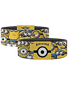 Elastic Minion Bracelet - Despicable Me