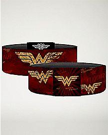 Elastic Wonder Woman Bracelet - DC Comics