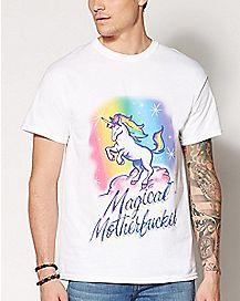 Magical Motherfucker Unicorn T Shirt