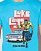 Luke Cage Retro T Shirt