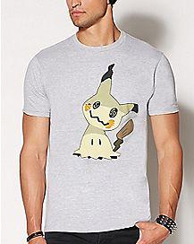 Mimikyu Pokemon T Shirt