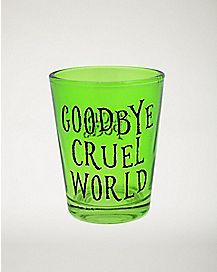 Goodbye Cruel World Hocus Pocus Mini Glass - 1.5 oz.
