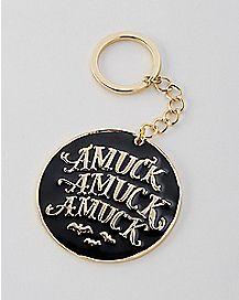Amuck Keychain - Hocus Pocus