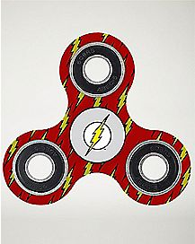 The Flash Fidget Spinner- DC Comics