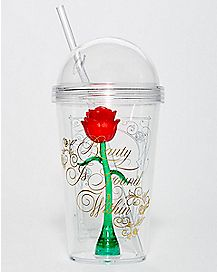 Rose Beauty and the Beast Cup