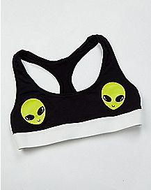 Alien Sports Bra