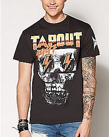 1997 Skull Tapout T Shirt