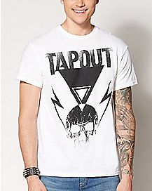 Skull Tapout T Shirt