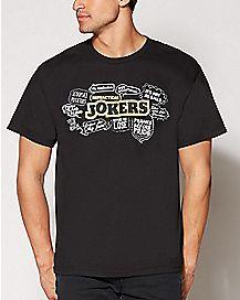 Impractical Jokers Quote T Shirt