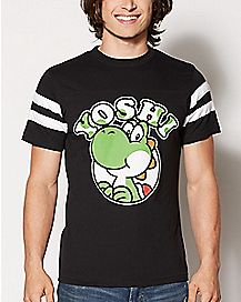 Varsity Yoshi T Shirt - Nintendo