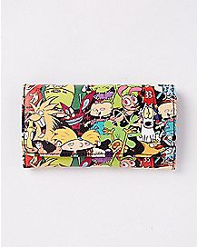 Nickelodeon Wallet