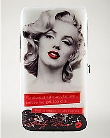 Marilyn Monroe Hinged Wallet