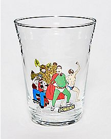 Impractical Jokers Pint Glass - 16 oz.
