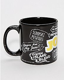Impractical Jokers Coffee Mug