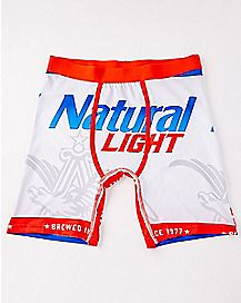Natural Light Boxer Briefs