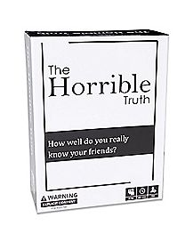 The Horrible Truth Party Game