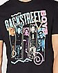 Neon Backstreet Boys T Shirt