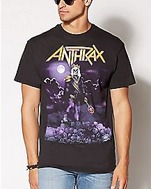 Suzerain Anthrax T Shirt