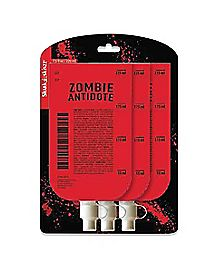 Zombie Flasks - 3 Pack