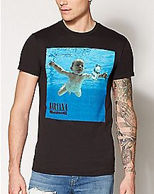 Nirvana Nevermind Baby T Shirt