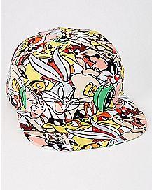 Loony Tunes Snapback Hat