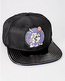 Mesh Space Jam Snapback Hat