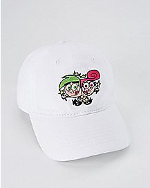Cosmo and Wanda Dad Hat - Fairly Odd Parents