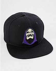 Skeletor Snapback Hat