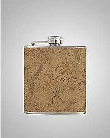 Cork Flask - 8 oz.
