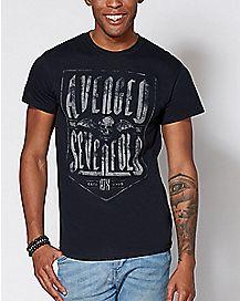 Shield Avenged Sevenfold T Shirt
